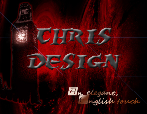 CHRIS DESIGNS RED TOWER 3